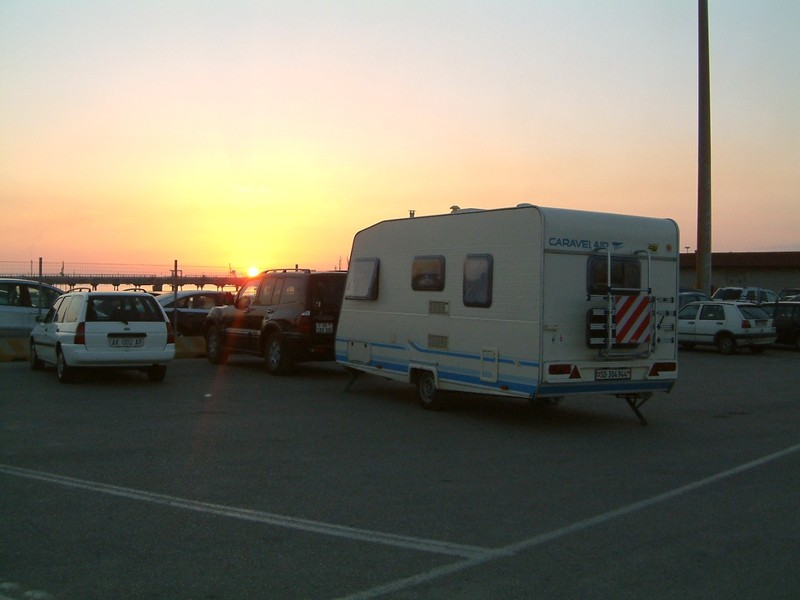 Hafen Porto Torres