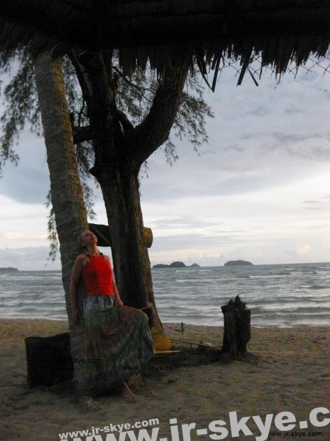 """""""Took this picture on my way to Kuala Lumpur in #malaysia (6´21´24.94´N,99´48´1.77´E) #Langkawi #beach."""""""