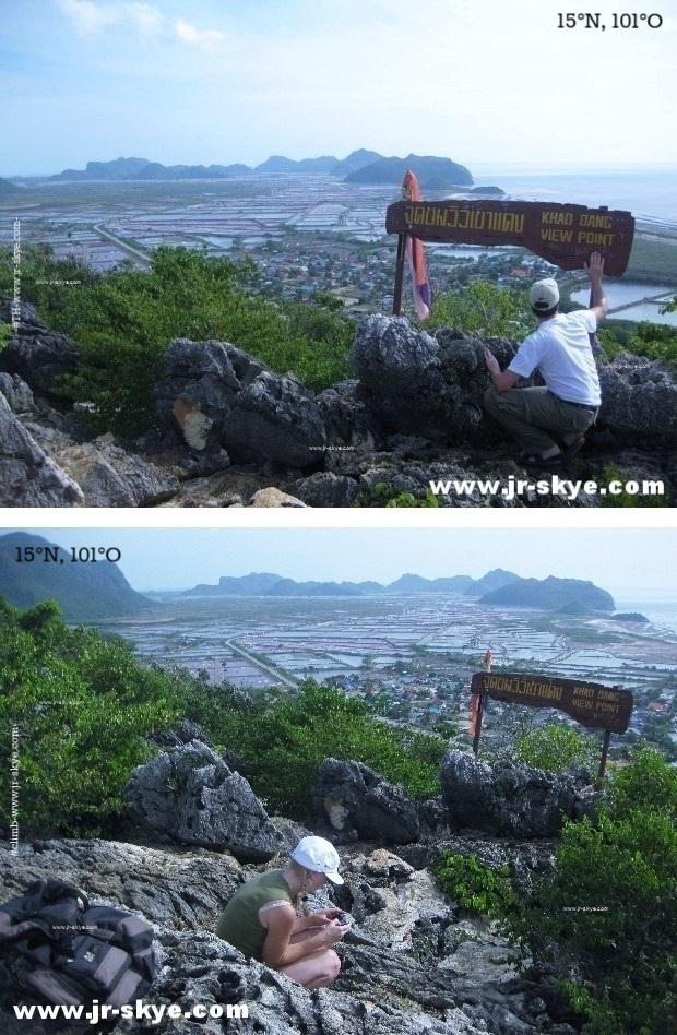 Khao Dang, Khao Sam Roi Yot, Kui Buri District, Prachuap Khiri Khan Province, Thailand (12° 10′ 57″ N, 99° 56′ 54″ E)…