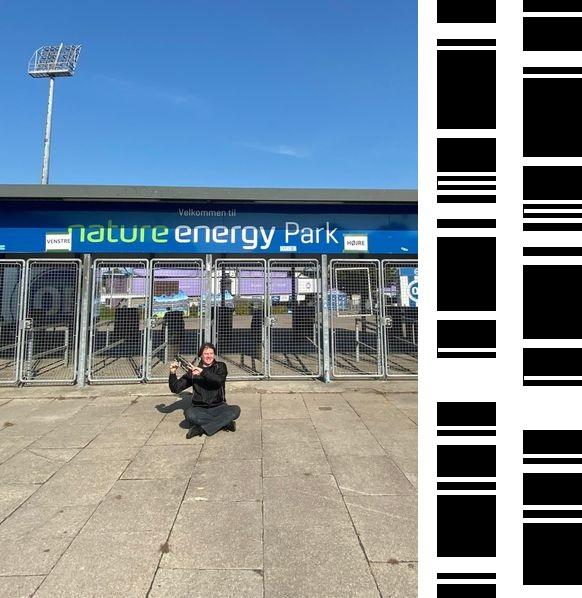 Nature Energy Park (EWII Park), Stadium of Odense BK, Odense, Denmark (55° 23′ 51.75″ N, 10° 21′ 59.77″ E). 14/09/2020
