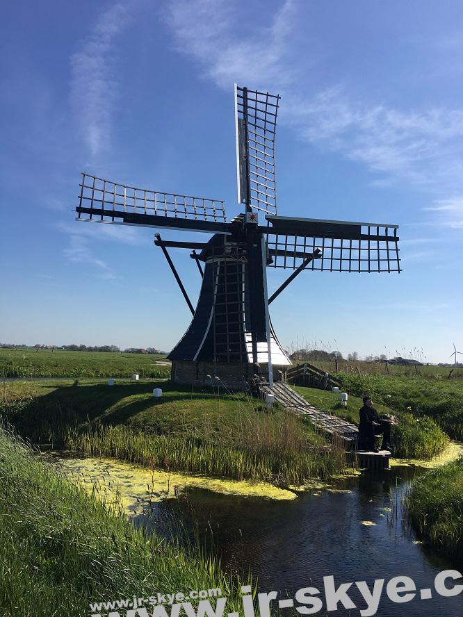 """My #Medidation-Point again: Ybema´s Mole, #Netherlands  (52° 59′ N, 5° 27′ E)""..."