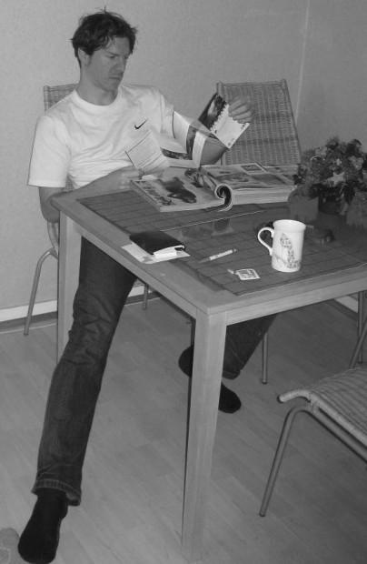 Jörg Kaminski Gelnhausen J.R. Skye Reiseblog