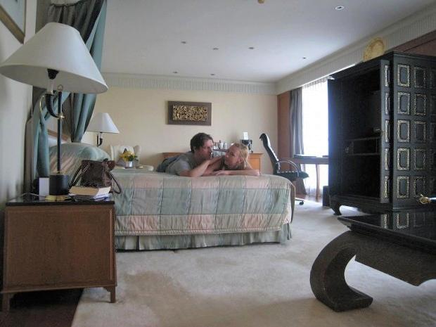 """Inside these walls/this Hotel Room, David Carradine passed away: Swissotel Nai Lert #Bangkok #Suite (2 Witthayu Rd, Lumphini, Pathum Wan District, Bangkok 10330, TH)."""