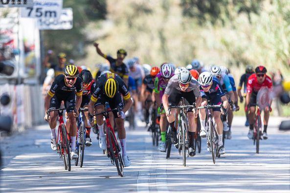 Team Lotto-Kernhaus / Tour of Rhodos 08. - 11.04.2021