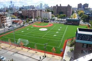 Mama Johnson Field - 4th & Jackson Street