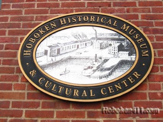 Hoboken Historical Museum - 1301 Hudson Street