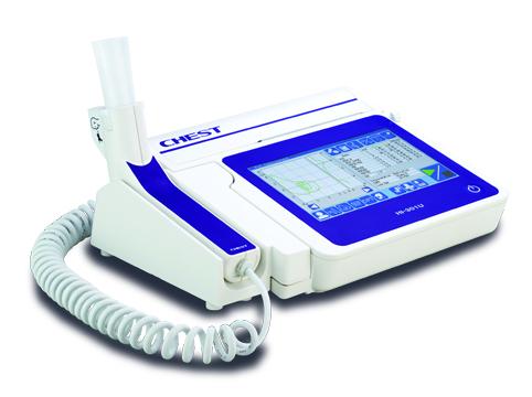 電子スパイロメーター 呼吸機能検査計H301U