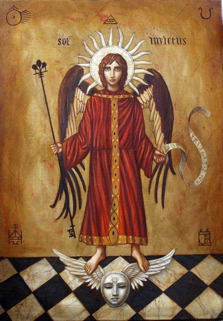 Sol ist der Sonnengott der antiken römischen Mythologie. Bekannt ist er vor allem in seiner seit dem 2. Jh. n. Chr. gebräuchlichen Erscheinungsform als 'Sol invictus' (Wikipedia)