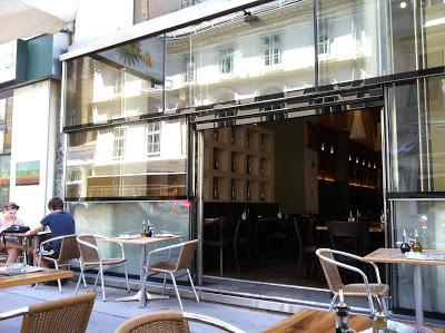Nichtraucher-Restaurant 'I Carusi', 1070 Wien, Kirchengasse 21