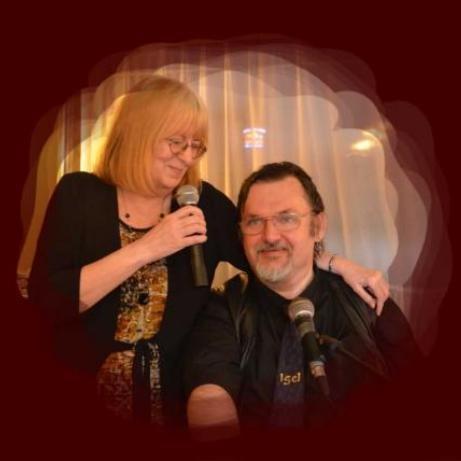 Duo Kyss: Ursula Sykora und Ighino Veselsky