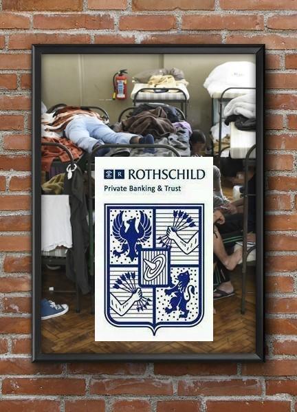 Hinter der Aktiengesellschaft 'ORS' steht die 'Equistone Partners Europe' (EPE). Die Fäden laufen bei der Bankiersfamilie Rothschild zusammen. (Info-Direkt)