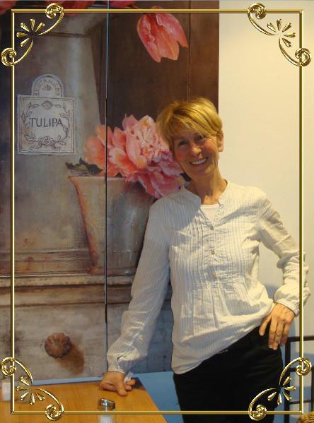 Brigitte Sch. aus Rinn in Tirol beim Rosenberger, 1010 Wien, Maysedergasse