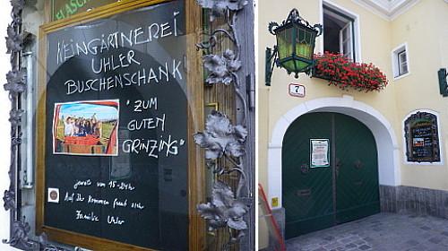 Nichtraucher-Heuriger 'Zum Guten Grinzing', 1190 Wien, Himmelstrasse 7