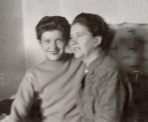 Christine und Mutti (1955)
