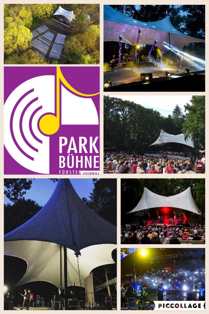 Parkbühne Fürstenwalde Open Air Impressionen 2015/16