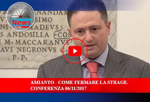 AMIANTO COME FERMARE LA STRAGE