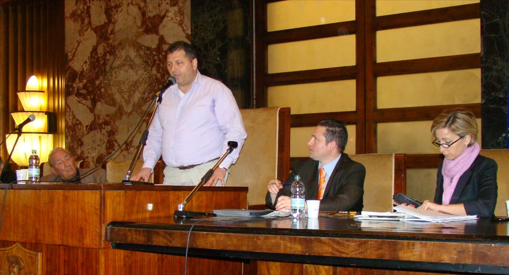 Convegno Salerno 19.05.2012