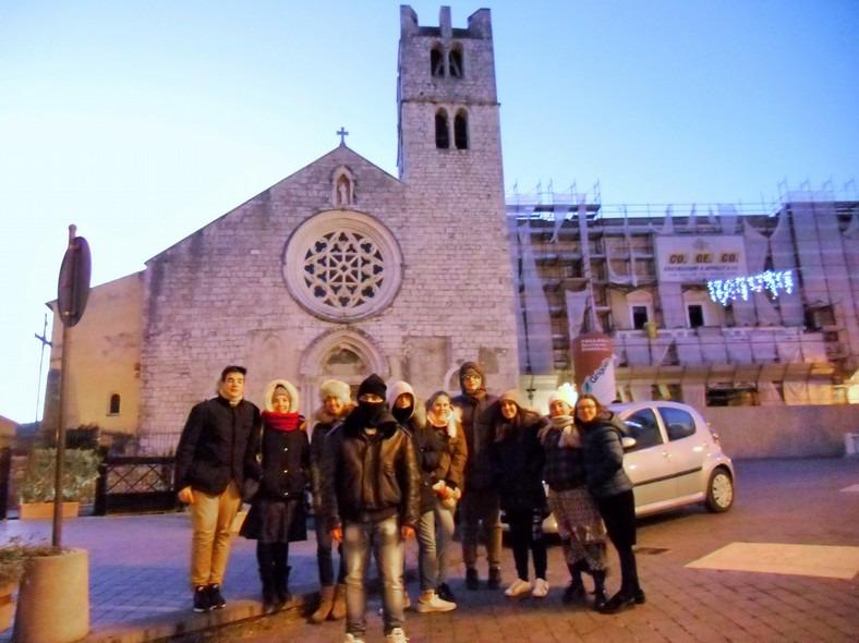 chiesa gotica di Santa Maria Maggiore
