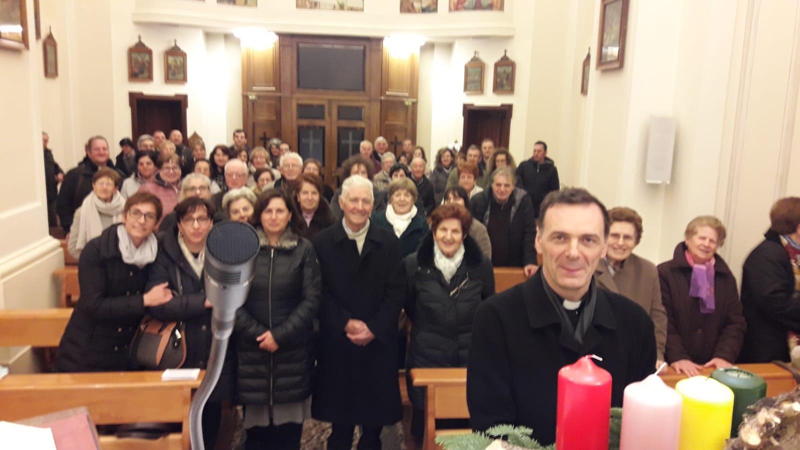 Incontro di zona a Valdobbiadene - TV il 9-12-18