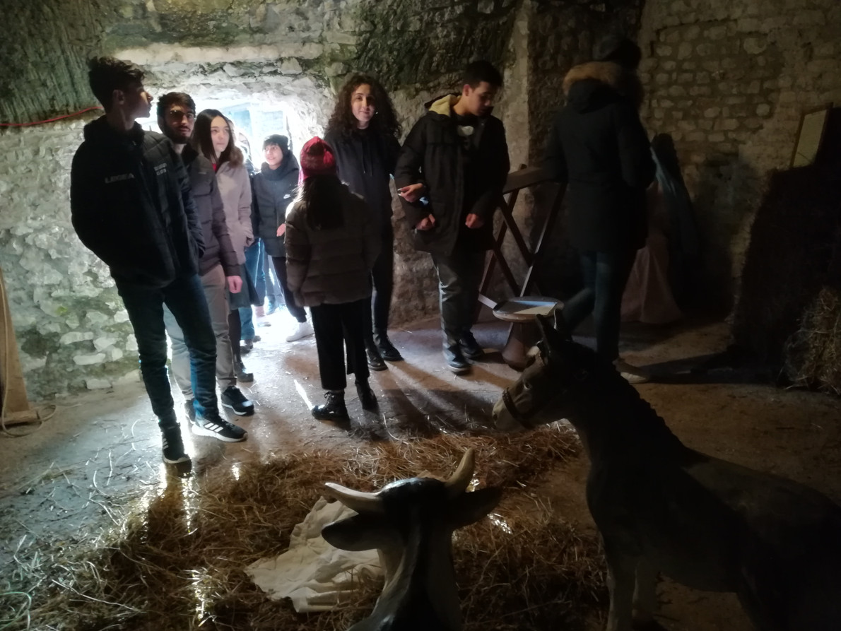 Il presepe vivente a Castel san Pietro