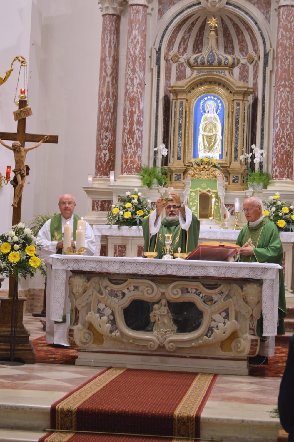 Santuario delle Cendrole a Riese Pio X