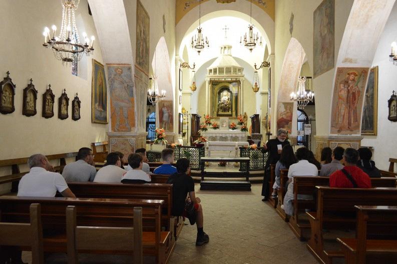 Alla Mentorella, il santuario mariano amato da san Giovanni Paolo II