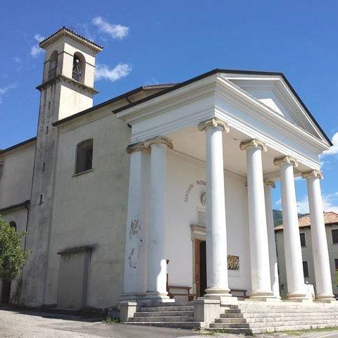 Santuario Madonna del Caravaggio a Valdobbiadene