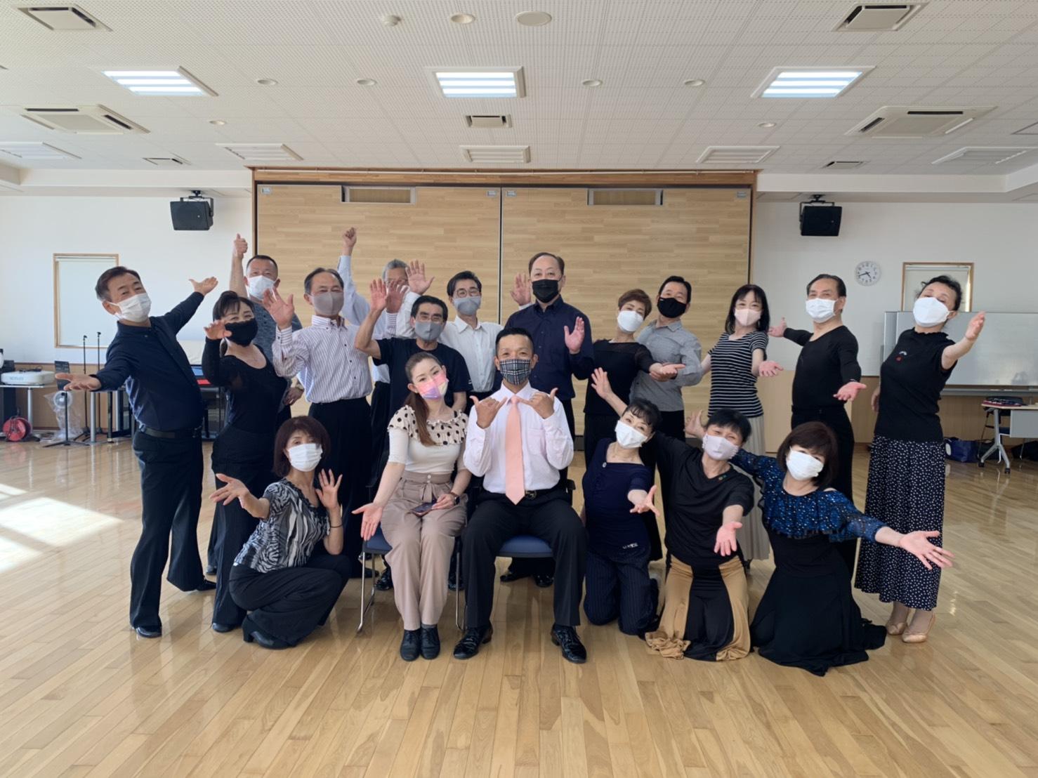 2021.06.26     DSC会員によるダンス練習会の報告です