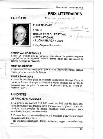 """Petits crimes nécessaires (la nouvelle le miroir primée par """"Les Arts et Lettres de France)"""