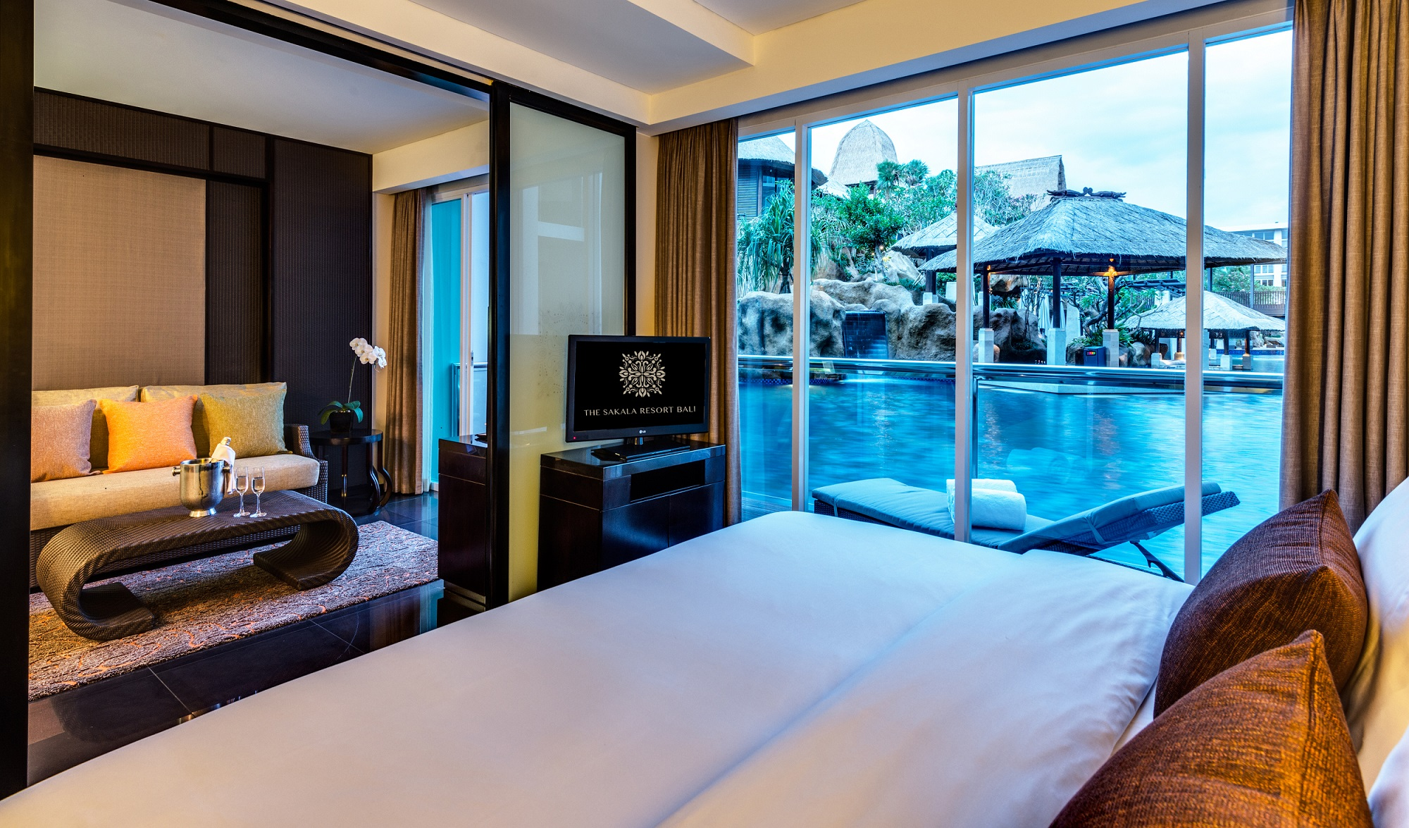 The Sakala Resort, Bali Indonesia Luxury Hotel Representation in Australia and New Zealand by GSA Hospitality