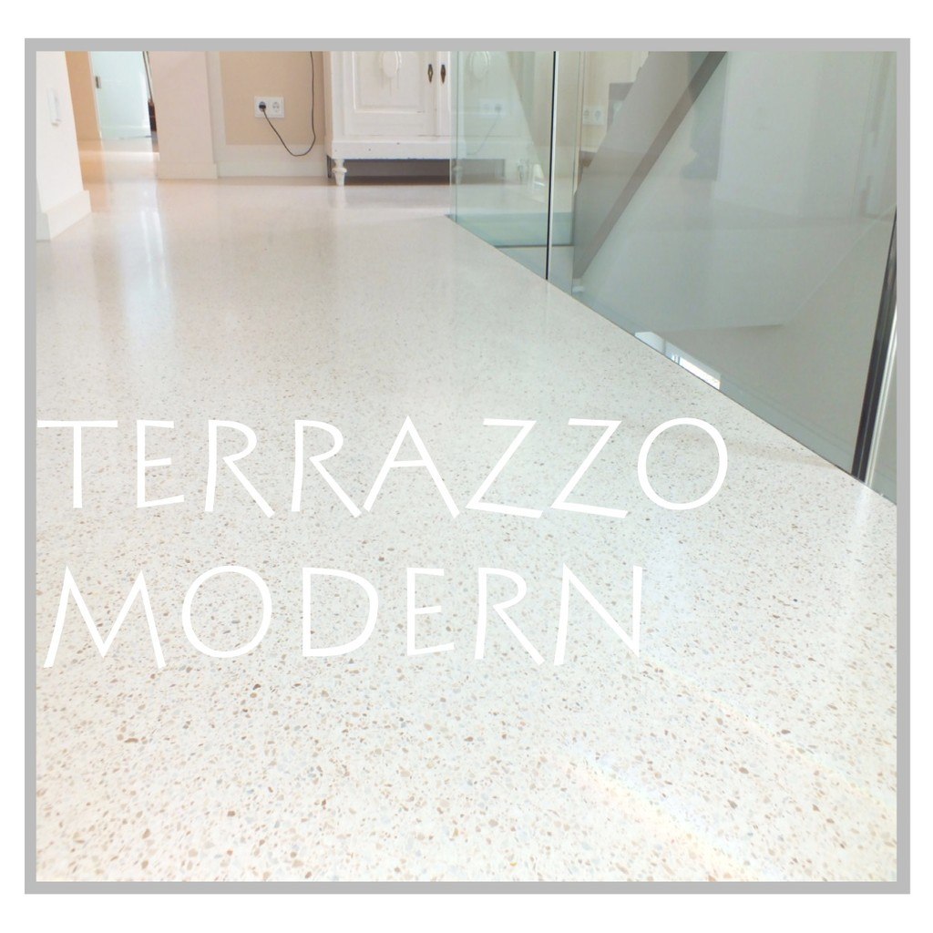 moderner terrazzo terrazzob den. Black Bedroom Furniture Sets. Home Design Ideas
