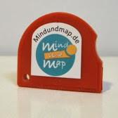 Mein Give-Away- der mindundmap-Cutter als Schlüsselanhänger!