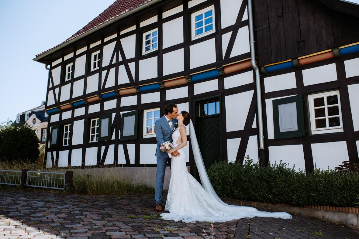 Hochzeitsfotos Brautpaar