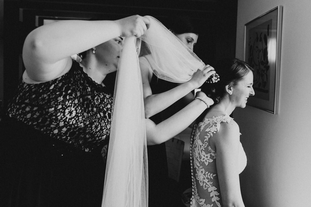 Brautschleier Fotos