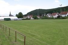 Blick vom Altenheim