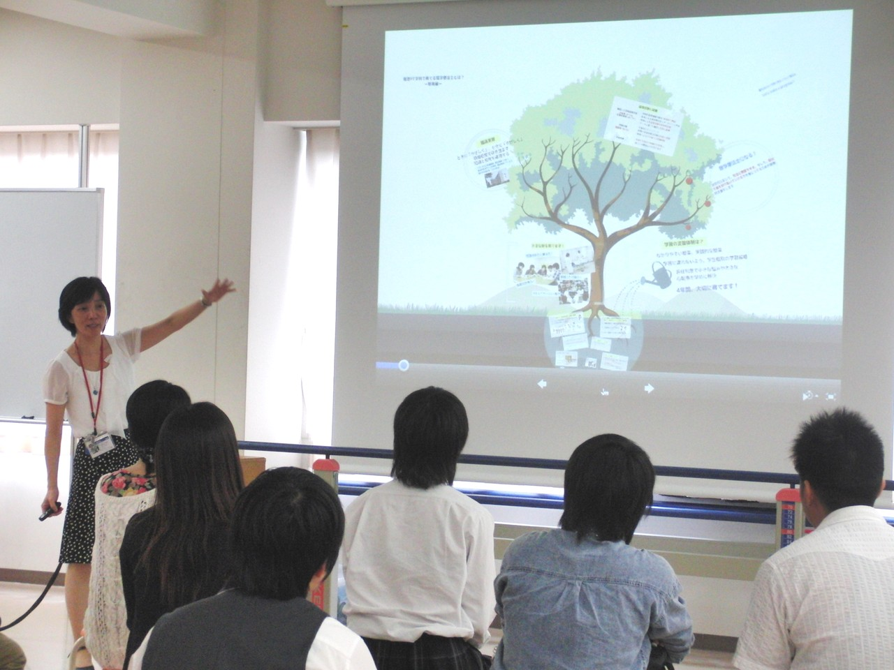 教育に関する講義