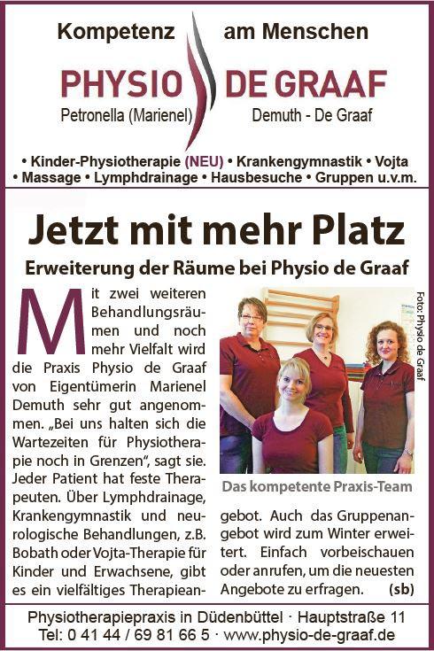 """Artikel aus dem Heft """"Willkommen iin der Samtgemeinde Oldendorf Himmelpforten"""""""