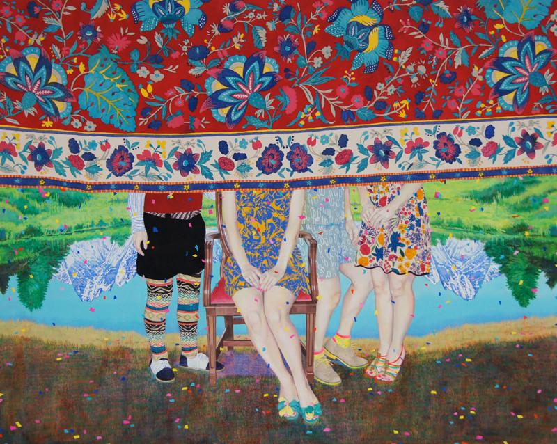 برخی از نقاشی های Naomi Okubo