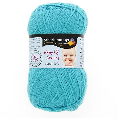 Pelote Super Soft -turquoise-
