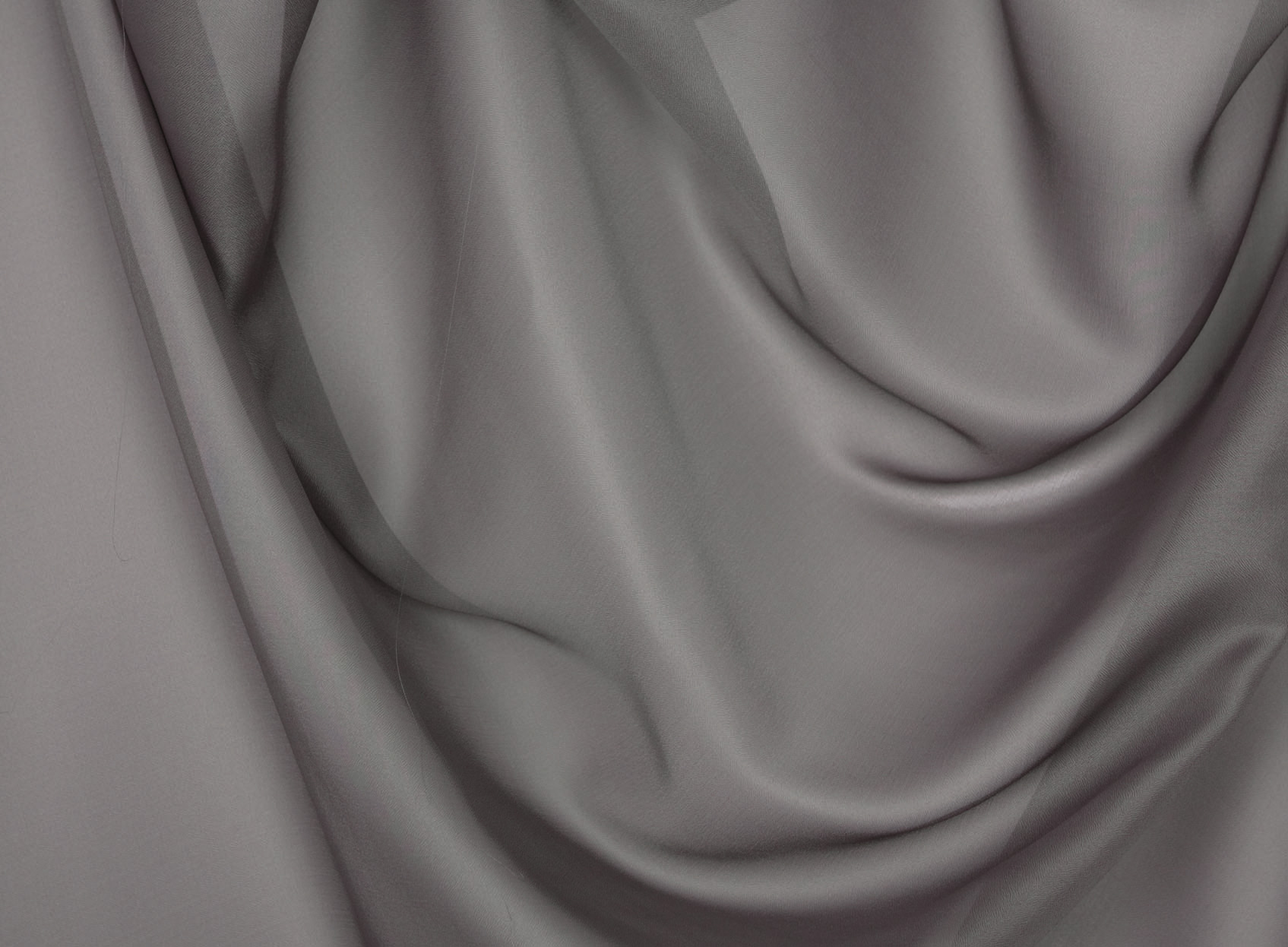 Voile Chic -Gris Anthracite-