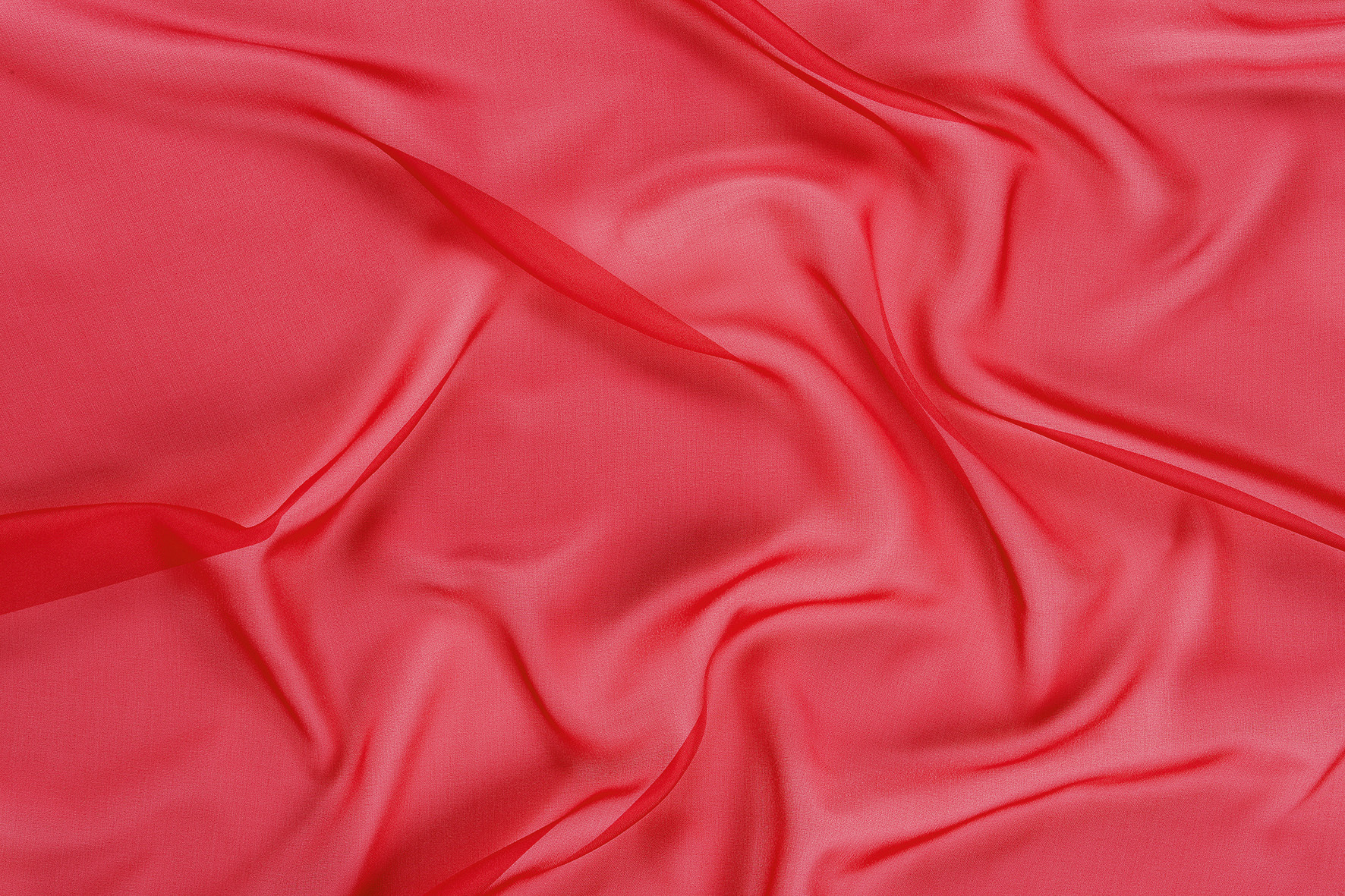 Voile Chic -Rouge-