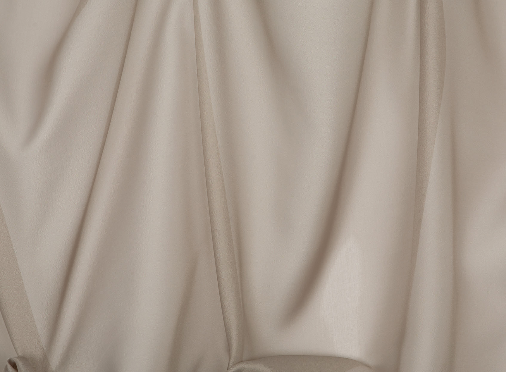 Voile Chic -taupe-