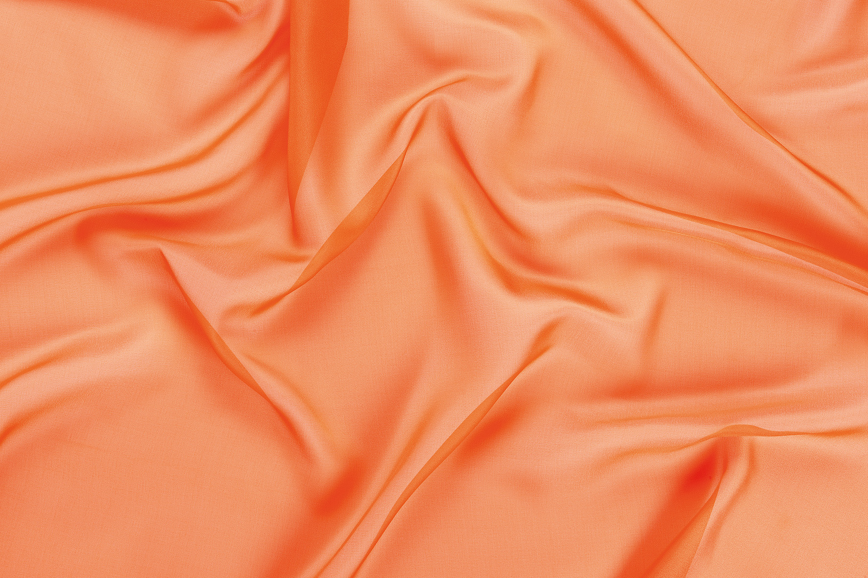 Voile Chic -Orange-