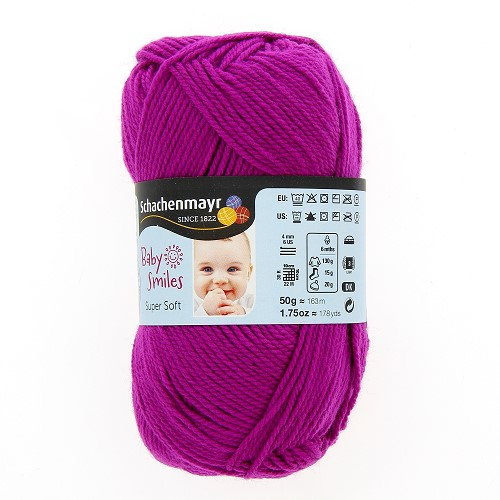 Pelote Super Soft -Fushia-