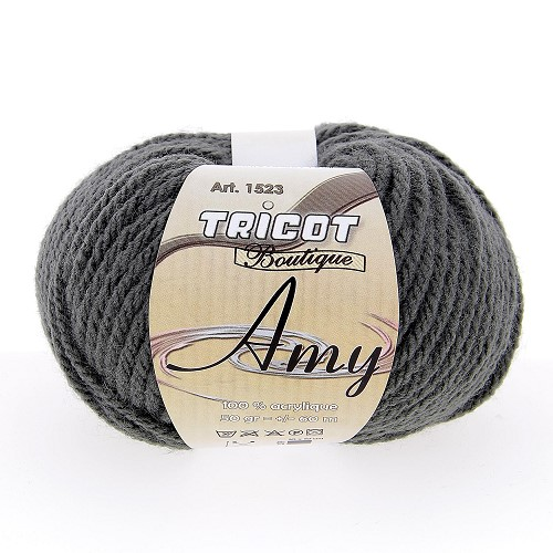 Laine AMY -GRIS ANTHRACITE-