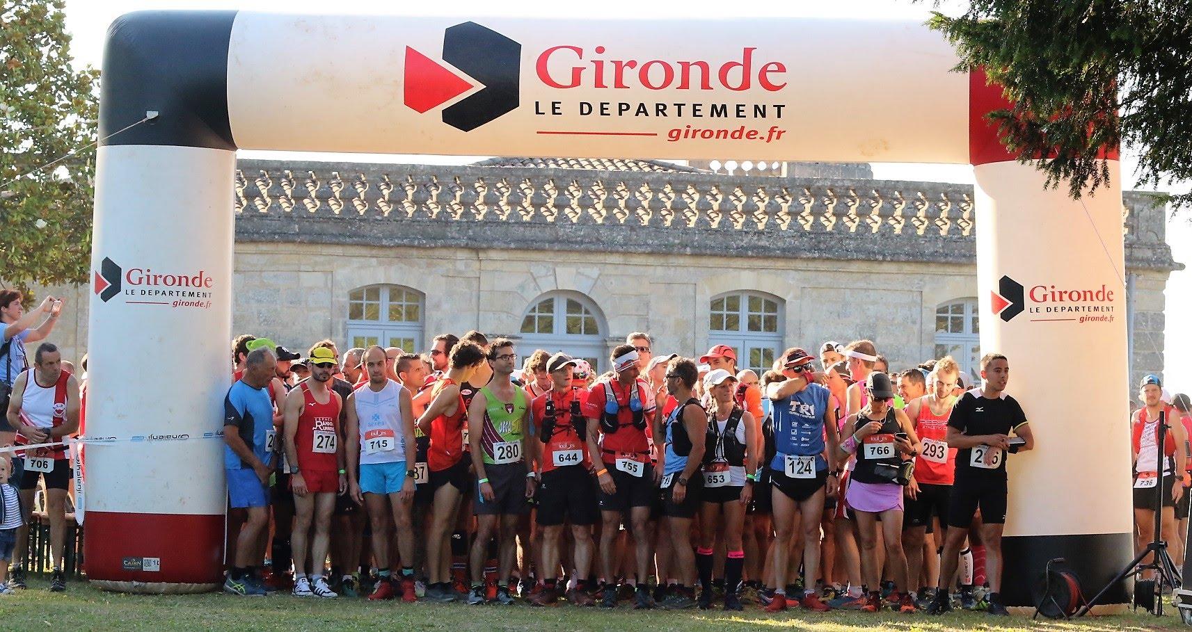 Trail des Côtes de Bourg 2019