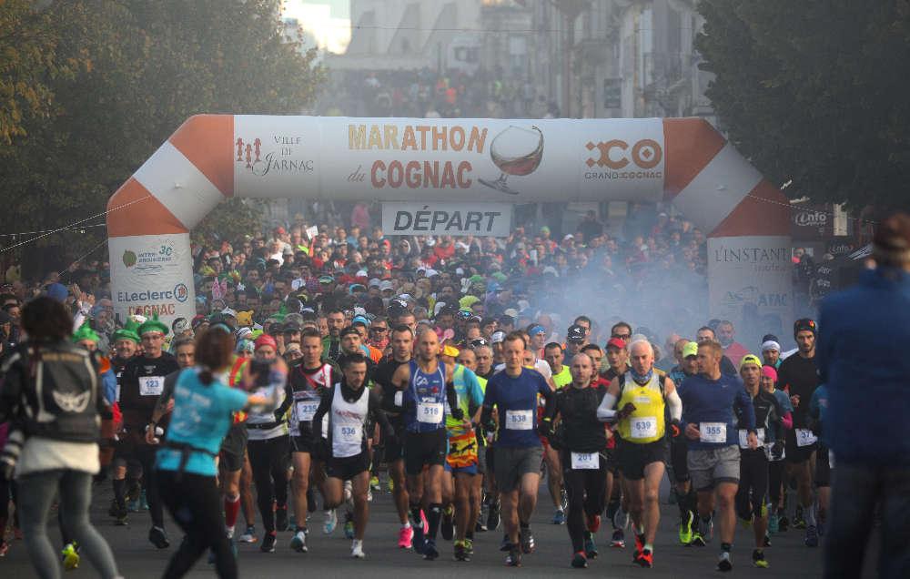 Marathon du Cognac 2019
