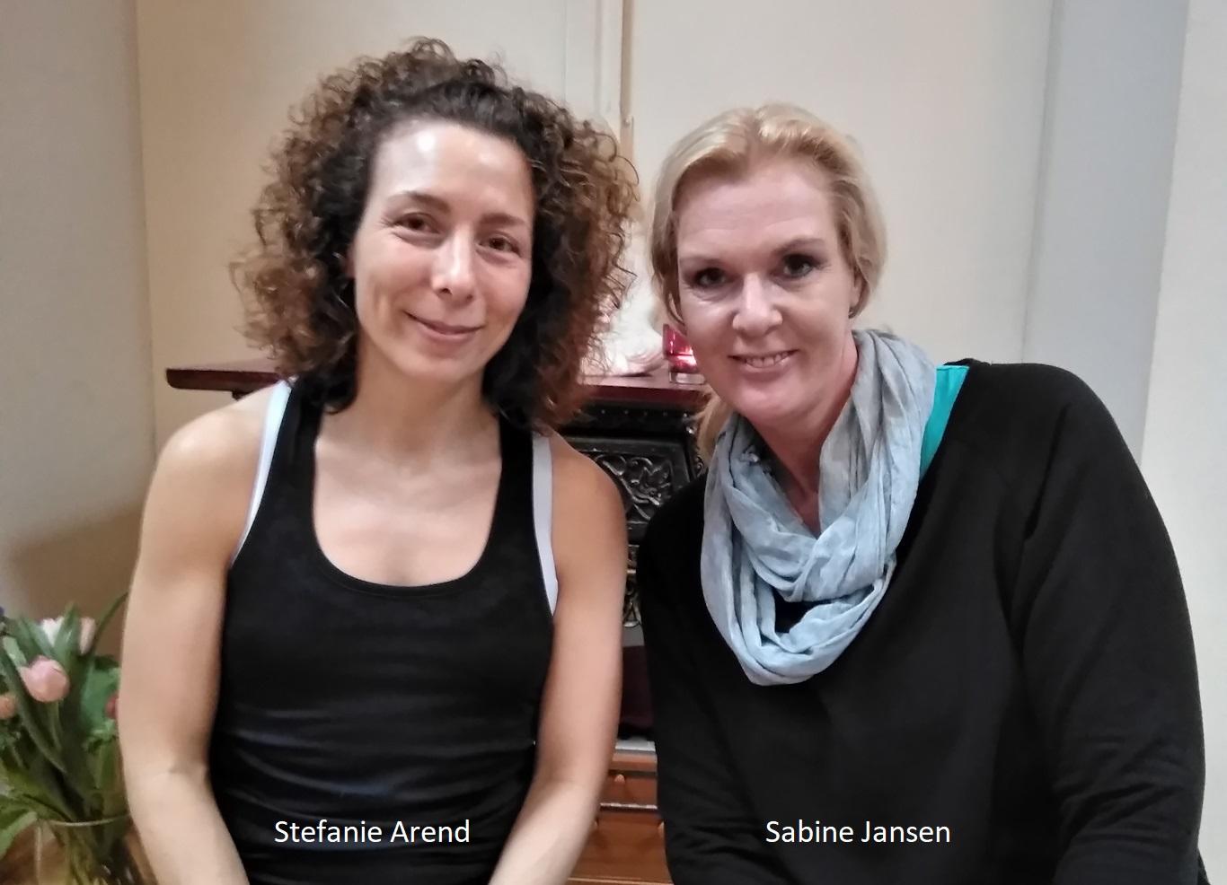 Stefanie Arendt Yin Yoga