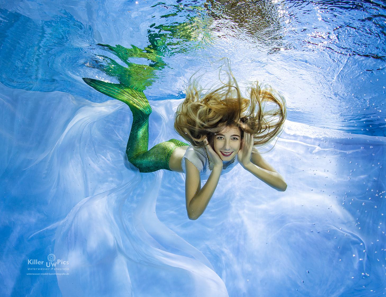 (C) Fotograf: Konstantin Killer, Unterwasser Shooting