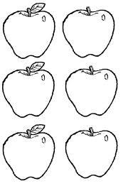 pommes à imprimer